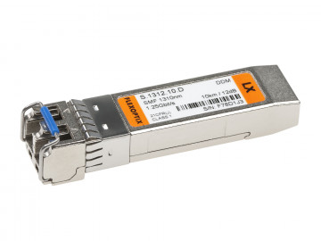 3G SDI Video SFP DWDM | 100 km / 28 dB, 100 GHz Grid - C-Band, DDM, LC-Duplex