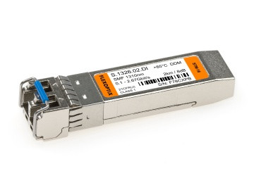 Industrial Multirate Singlemode SFP