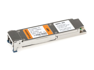 QSFP+ LR20 SMF 1270, 1290, 1310 and 1330nm , 20km / 7.5dB